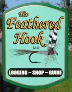 The Feathered Hook Fly Sop and Lodging